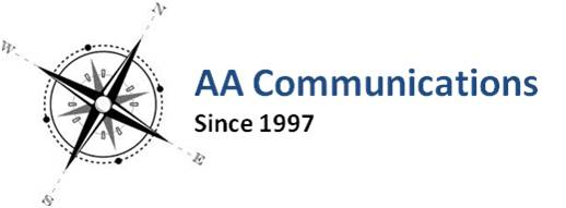 AA Communications logo