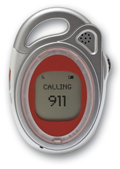 911 Wearable cell Phone